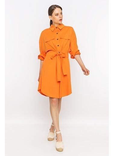 Berr-in Ceket Oranj